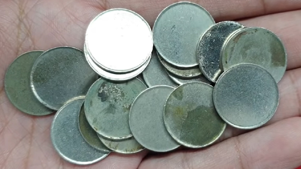 เหรียญดิบ