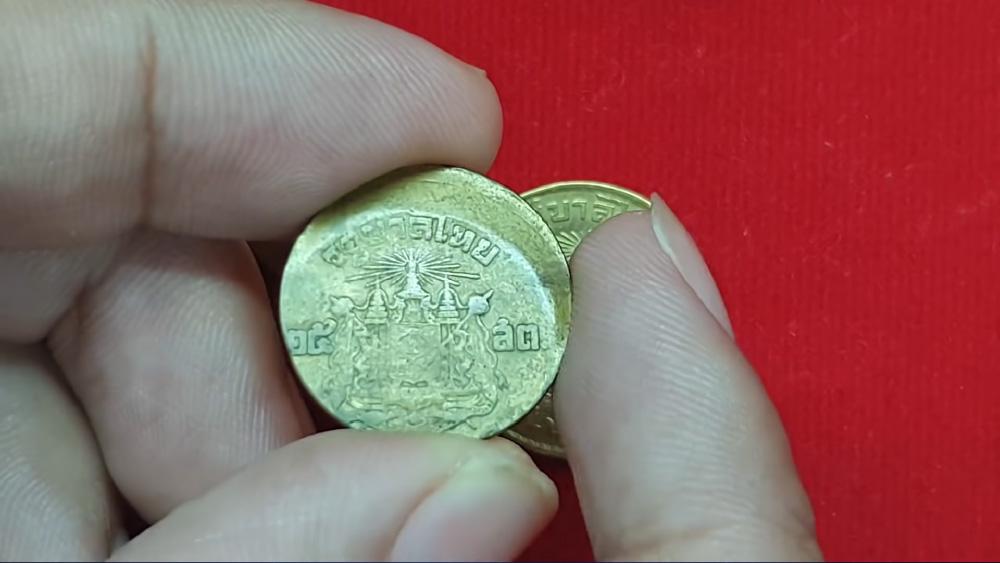 เหรียญแปลกเหรียญหายาก
